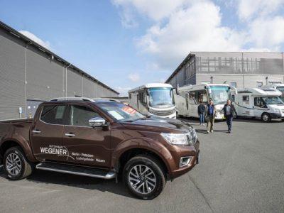 Autohaus Wegener präsentiert sich auf der ACC