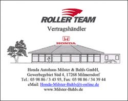 Milster & Bahls ist Sponsor der Auto Camping Caravan Messe